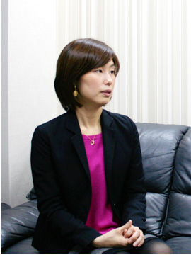 高亜希 NPO法人ノーベル・代表  大阪の病児保育