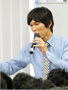 株式会社CFOコンサルティング・グループ 代表取締役 鈴木大徳氏