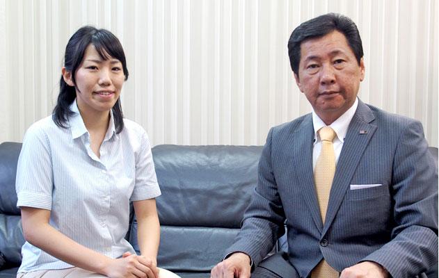 川口加奈×藤岡俊雄