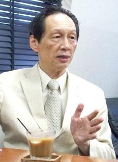 「大阪を変える100人会議」事務局長 施治安氏