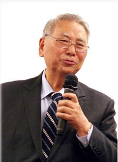 篠原 勝弘 公益財団法人CIESF シーセフ 副理事長