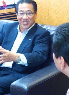 橘俊夫東邦レオ株式会社代表取締役社長