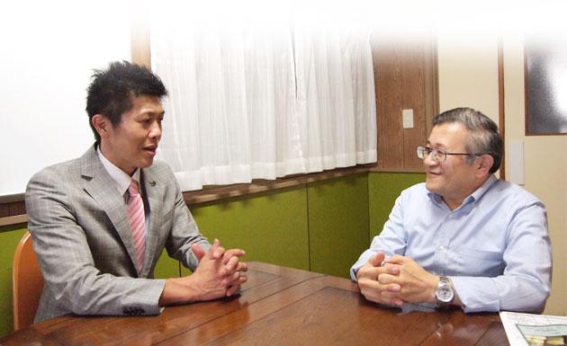 特定非営利活動法人チャレンジド・コミュニティ理事長/有限会社コパン 代表取締役