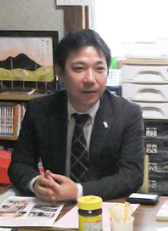 株式会社フォーユーカンパニー 代表取締役 宮本 宏治氏