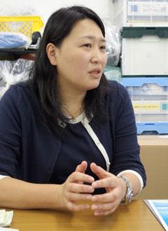 堀久仁子氏 NPO法人 サービスグラント