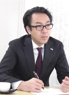 黒川芳秋氏