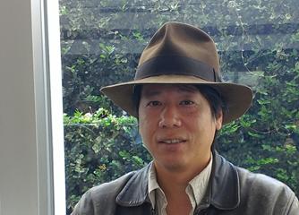 植田紘栄志氏 ぞうさんペーパー ミチコーポレーション