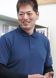 のあっく自然学校 高井啓太郎氏