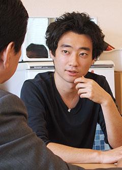 認定NPO法人 D×P(ディーピー)理事長 今井紀明氏