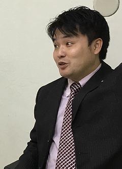 栃木DARC 栃原晋太郎氏